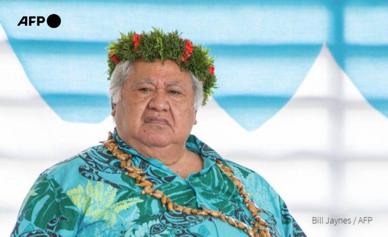 Le chef de l'Etat des Samoa refuse de reconnaître sa défaite électorale, persuadé d'avoir été «désigné par Dieu».