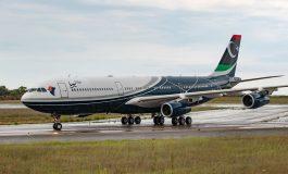 La Pointe de Sarène et l'ancien avion de Khadafi parqués à Perpignan