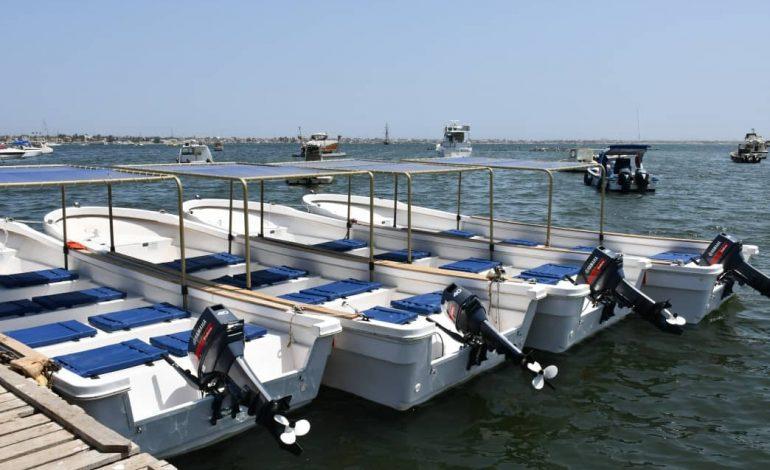 Aires marines protégées du Sénégal : L'AFD met à la disposition du ministère de l'Environnement quatre barques motorisées
