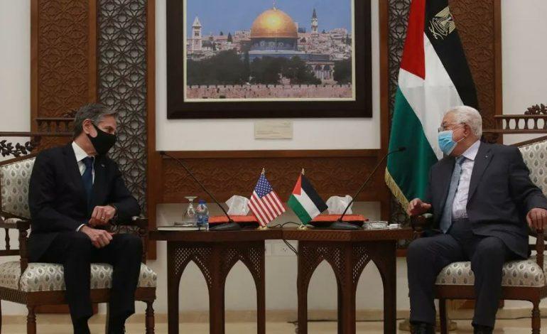 Antony Blinken veut débloquer une aide américaine de 75 millions de dollars pour les Palestiniens