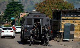 Au moins 25 personnes ont été tuées jeudi à Jacarezinho, une favela de Rio de Janeiro lors d'une opération antidrogue