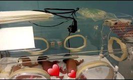 Halima Cissé accouche de 9 bébés