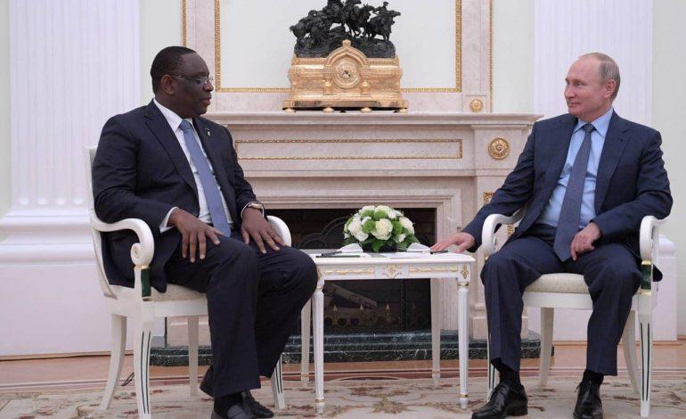 Comment et avec qui Poutine prépare son sommet Russie-Afrique