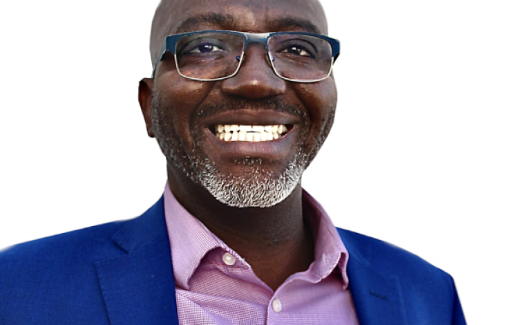 Elhadji Mamadou Diarra candidat de RL dans le district Notre-Dame (Quebec)