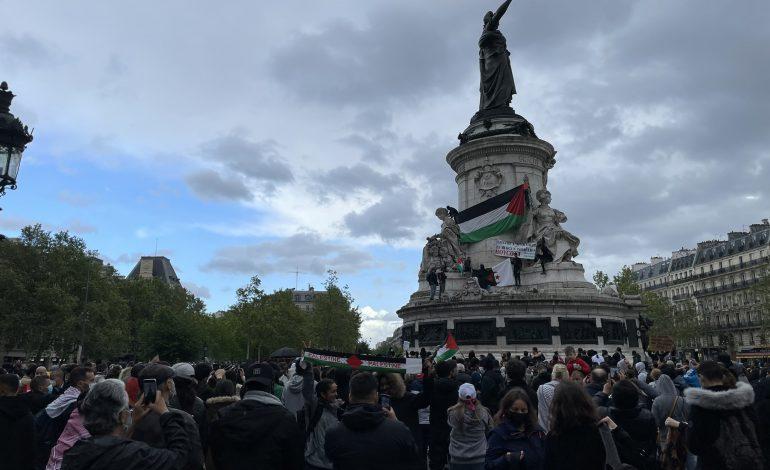 Mobilisation pro-palestinienne en Europe et en Tunisie