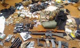 Un mercenaire Français détenant un important arsenal de guerre arrêté en Centrafrique