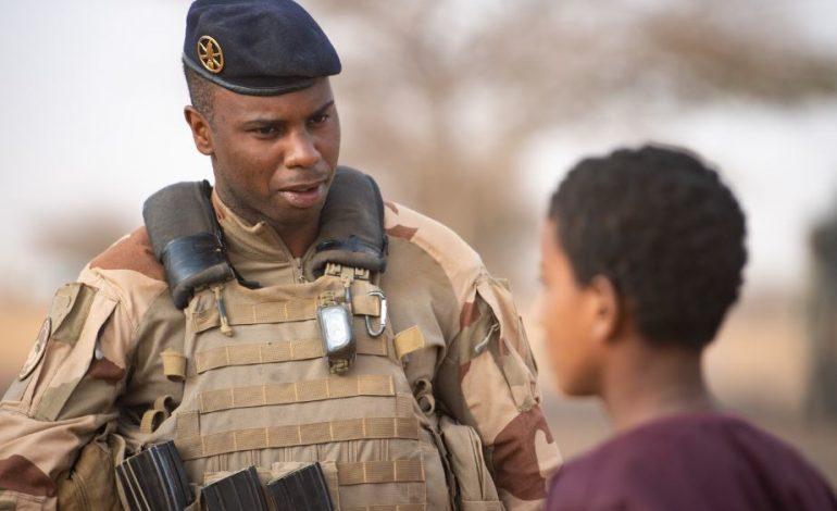 Le caporal chef Saïdou, un interprète clé lors de missions civilo-militaires de Barkhane
