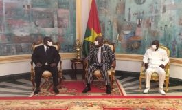 Le Burkina Faso et la Côte d'Ivoire veulent «mutualiser» leurs efforts dans la lutte antidjihadiste