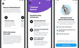 Twitter va lancer des salons vocaux à accès payant