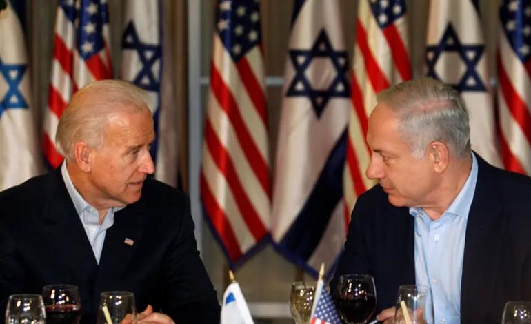 Joe Biden appelle Benyamin Nétanyahou à une «désescalade aujourd'hui» vers un cessez-le-feu