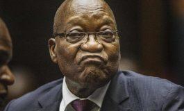 Les grandes dates de Jacob Zuma