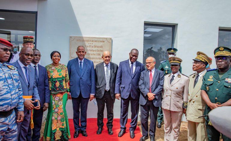 Une Académie Internationale de Lutte contre le Terrorisme (AILCT) inaugurée en Côte d'Ivoire