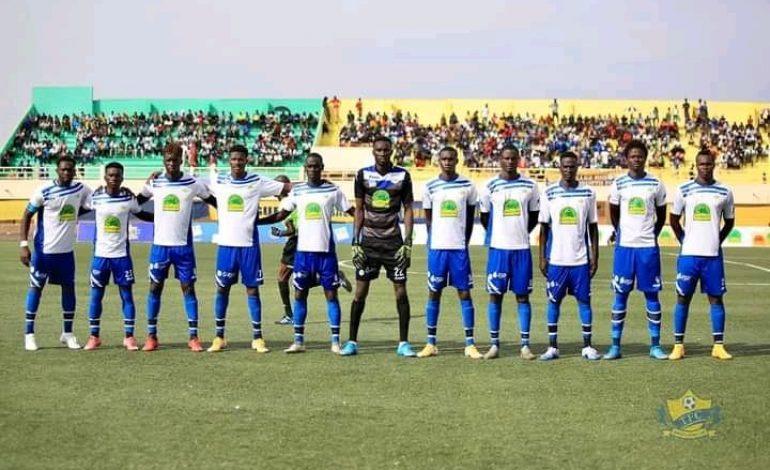 Teungueth FC consolide sa place de leader après sa victoire sur le Ndiambour de Louga 2-0