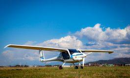 L'avion électrique décolle pour un ciel plus vert