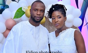 Adama Bèye, patron d'AB Corporation convole en justes noces avec Amina Diop, fille de Collé Ardo Sow