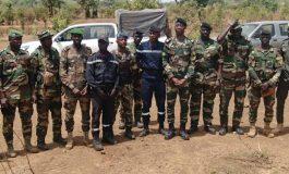 L'Armée sénégalaise démantèle 05 sites d'orpaillage dans la région de Saraya
