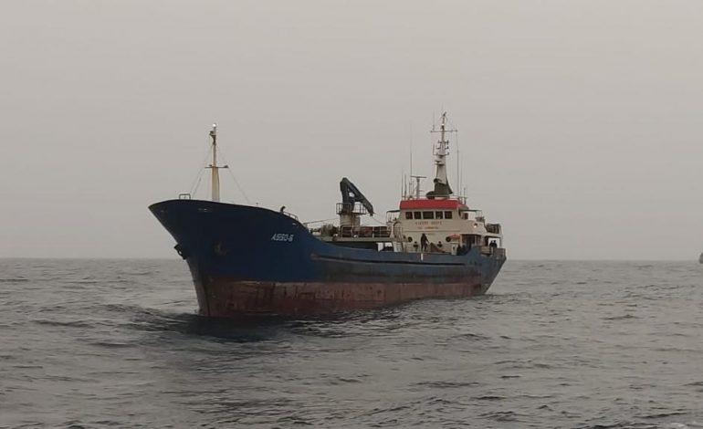 La Marine Nationale saisit 8 tonnes de haschisch au large de Dakar