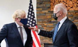 Boris Johnson accueille Joe Biden en Angleterre avant le sommet du G7