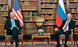 Joe Biden et Vladimir Poutine louent un sommet constructif et jouent l'apaisement