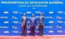Le Centre de Données de Diamniadio est une grande révolution pour la souveraineté digitale de notre pays déclare Macky Sall