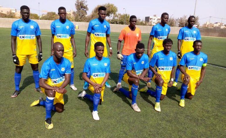 Guédiawaye FC valide son retour dans l'élite après trois saisons en Ligue 2