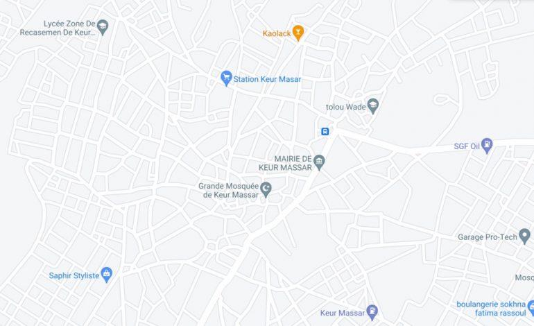 Keur Massar, 46e département du Sénégal