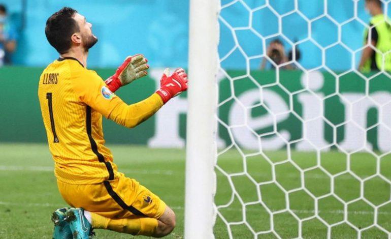 La France s'effondre en huitièmes de finale face à la Suisse 3-3 a.p., 5-4 t.a.b