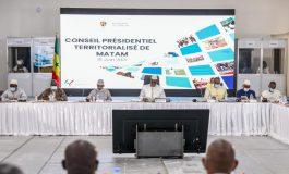 450 milliards FCFA d'investissement approuvés sur la période 2021-2025 en faveur de la région de Matam