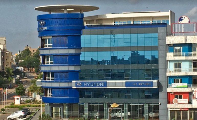 L'immeuble Hyundai sise sur la VDN vendu à la Bank Of Africa