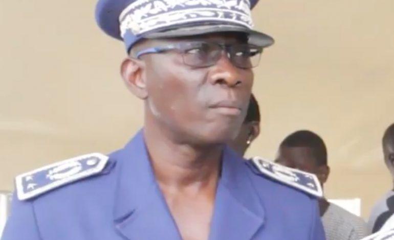 Moussa Fall nommé Haut Commandant de la Gendarmerie et Oumar Toure radié des cadres
