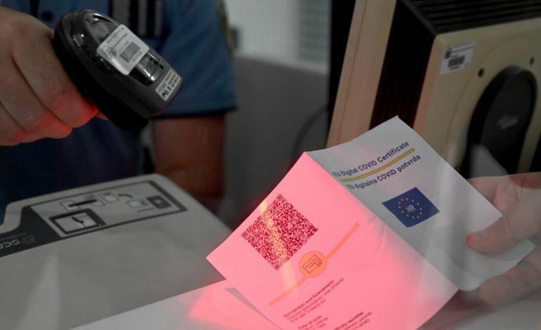 Le «pass sanitaire» européen entre en vigueur jeudi 1er juillet 2021