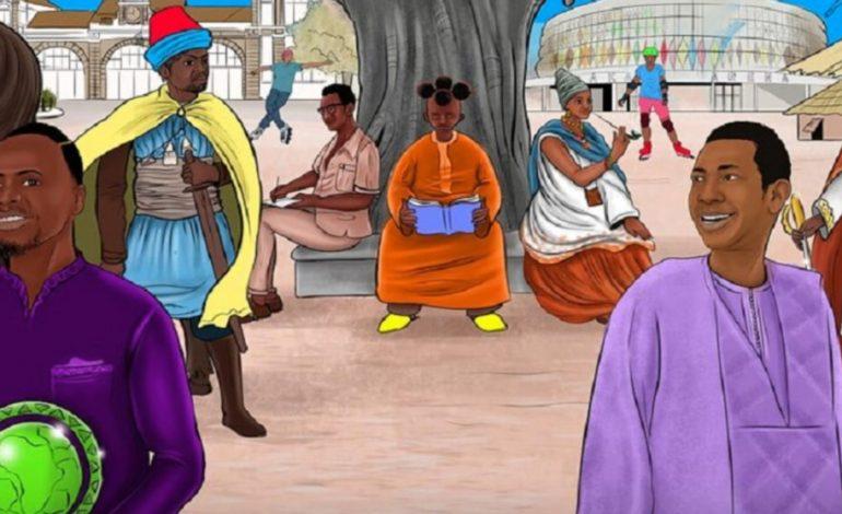 Le Sénégal se raconte en podcast