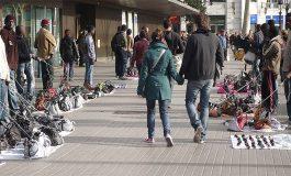 A Barcelone, des baskets pour sortir les migrants sénégalais de la vente à la sauvette