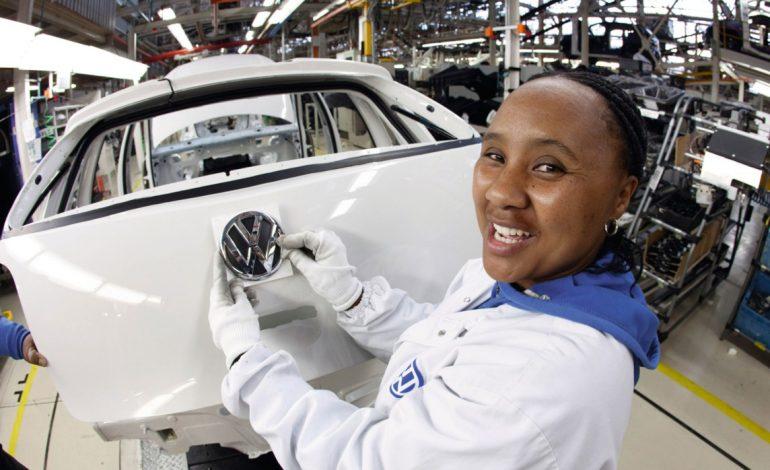 La marque VW ne vendra plus de moteurs à combustion en Europe d'ici 2035, l'Afrique attendra