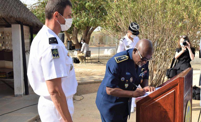 Les Eléments français au Sénégal ont rétrocédé leur Escale aéronautique militaire de l'Aéroport Léopold Sédar Senghor à l'Armée de l'air Sénégalaise