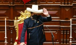 Pedro Castillo, le nouveau président péruvien, promet une réforme de la Constitution