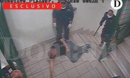 Une vidéo d'agents pénitentiaires frappant des détenus choque l'Italie