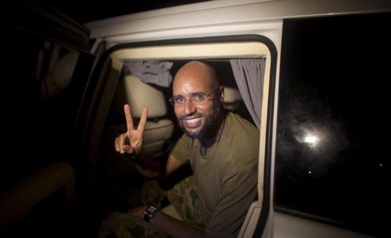 Seif al-Islam Kadhafi souhaite restaurer «l'unité perdue» de la Libye