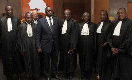La Cour Suprême reste très attachée à l'accès au droit assure son 1er president, Cheikh Ahmed Tidiane Coulibaly