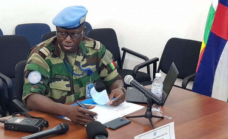 Un militaire tué et un Casque bleu blessé dans une attaque de rebelles dans la ville de Obo