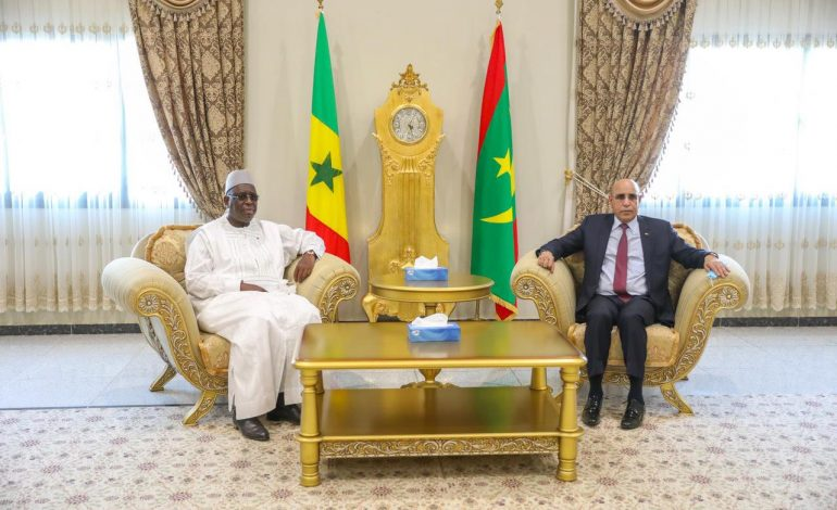 L'axe Nouakchott- Dakar renforcé par sept nouveaux accords