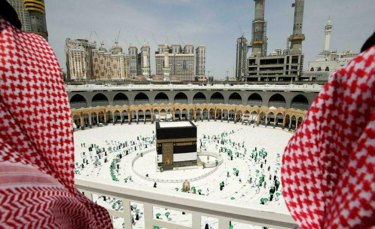 Affluence limitée en Arabie Saoudite au grand pèlerinage à cause du Covid