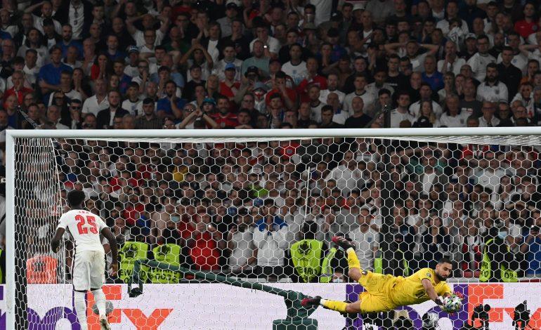 L'Italie vient à bout de l'Angleterre aux séances de tirs aux buts et s'offre son deuxième sacre