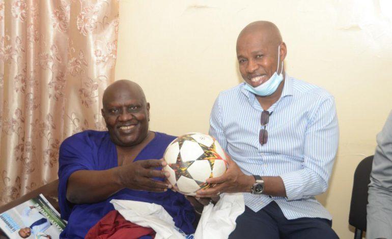 Mady Touré s'engage à placer le Sénégal sur «les plus grandes marches du football mondial