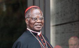 Décès à Paris du cardinal Laurent Monsengwo, archevêque émérite de Kinshasa