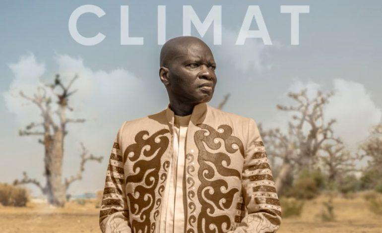 Dans ''Climat'', son nouvel album, Oumar Pène sensibilise sur le réchauffement climatique et le terrorisme