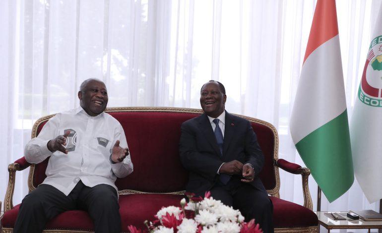 Laurent Gbagbo propose un nouveau parti et attaque Pascal Affi Nguessan, son ex-Premier ministre