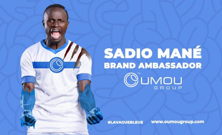 Sadio Mané rejoint la Team Oumou Group