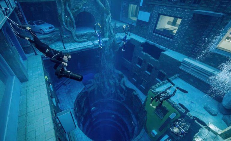 La piscine la plus profonde du monde avec 60 mètres de profondeur ouverte à Dubaï