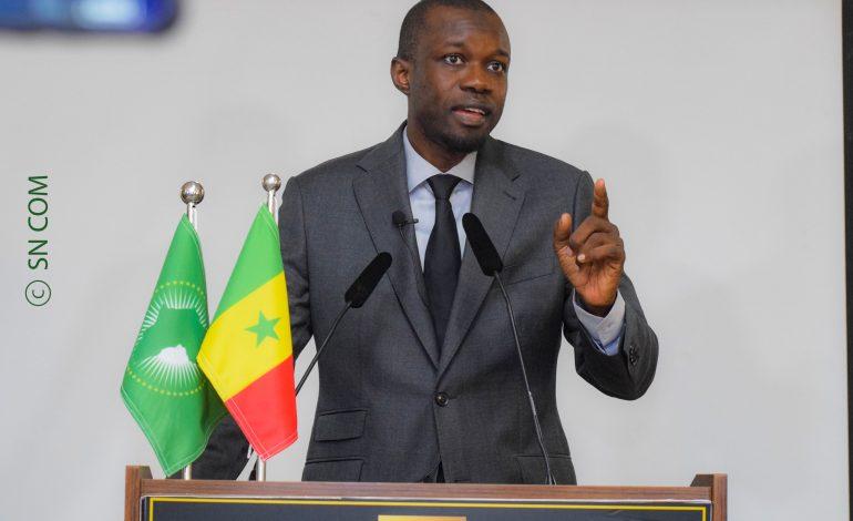 Discours musclé d'Ousmane Sonko qui accuse la France de néocolonialisme